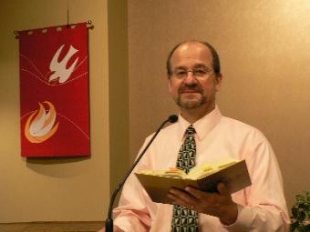 Pastor Bob Jensen